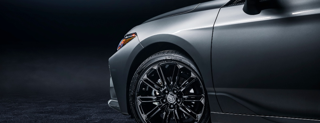 What will the 2021 Toyota Avalon XSE Nightshade Edition look like?