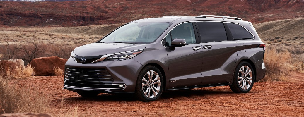 Where will I be able to purchase a 2021 Toyota Sienna in St. Louis?
