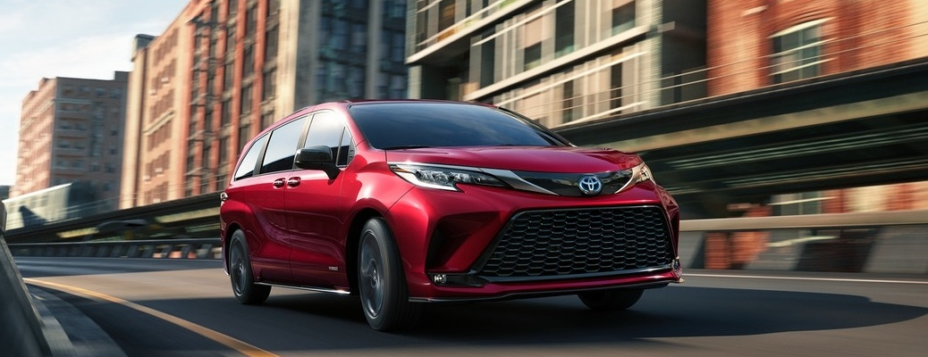 What would be a good option as my next Toyota vehicle in St. Louis?