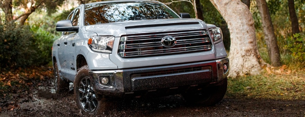 How much power does the 2021 Toyota Tundra have?