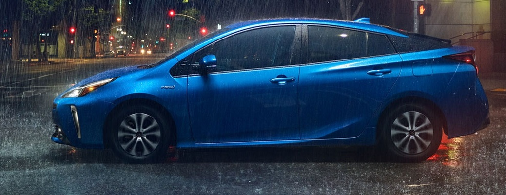 Learn about the estimated fuel economy of the 2021 Toyota Prius!