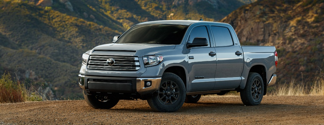 See the 2021 Toyota Tundra from the comfort of your home!