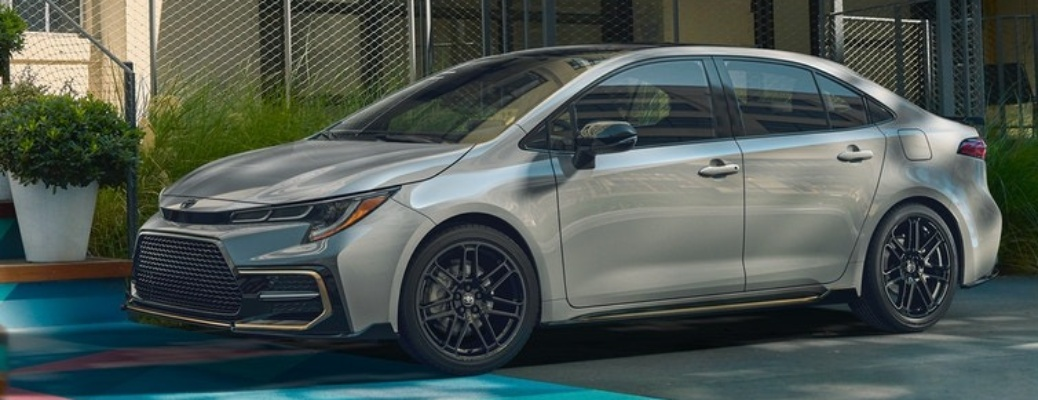 Explore the 2021 Toyota Corolla trim level options!