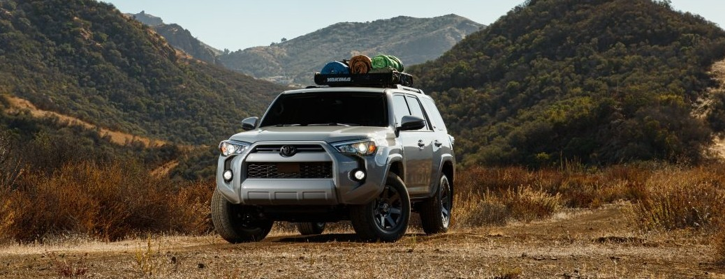 What color can I get a 2021 Toyota 4Runner in?