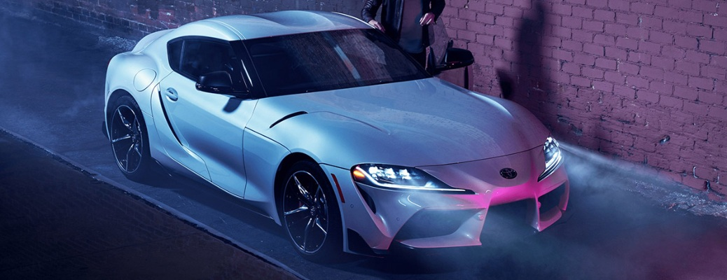Is the 2021 Toyota GR Supra available in St. Louis?