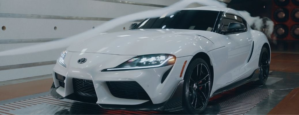 Take a Look at the 2022 Toyota GR Supra in St. Louis