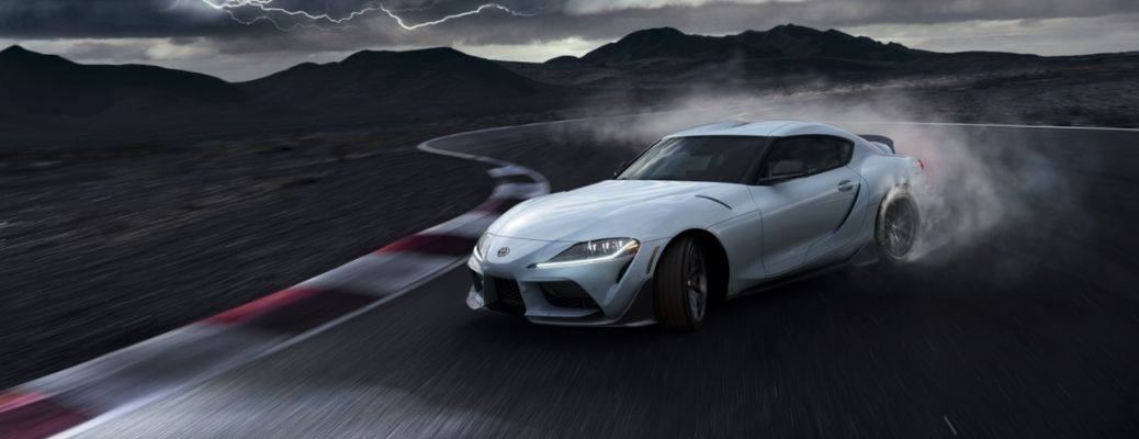 Check Out the 2022 Toyota GR Supra Special Edition!