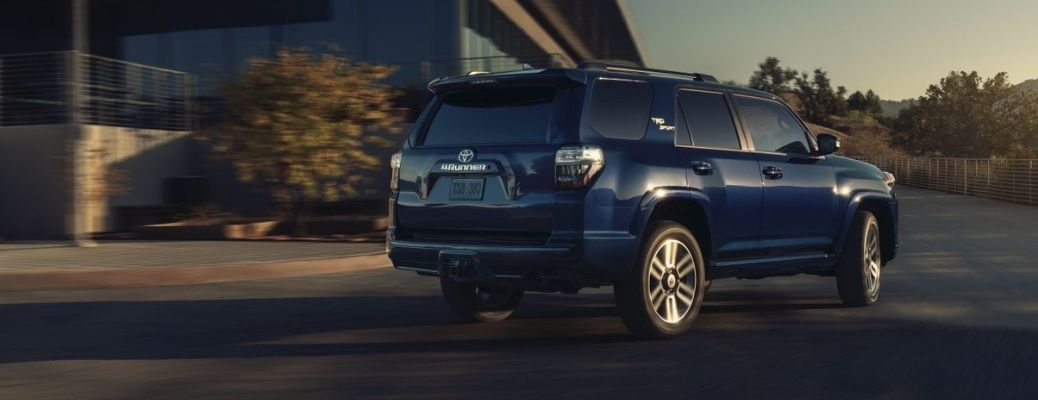 2022 Toyota 4Runner Safety Features
