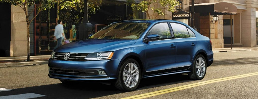 2017 Volkswagen Jetta safety rating and active driver assistance features