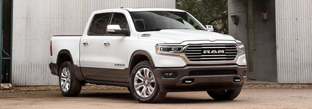 Enjoy a smoother ride in your RAM 1500