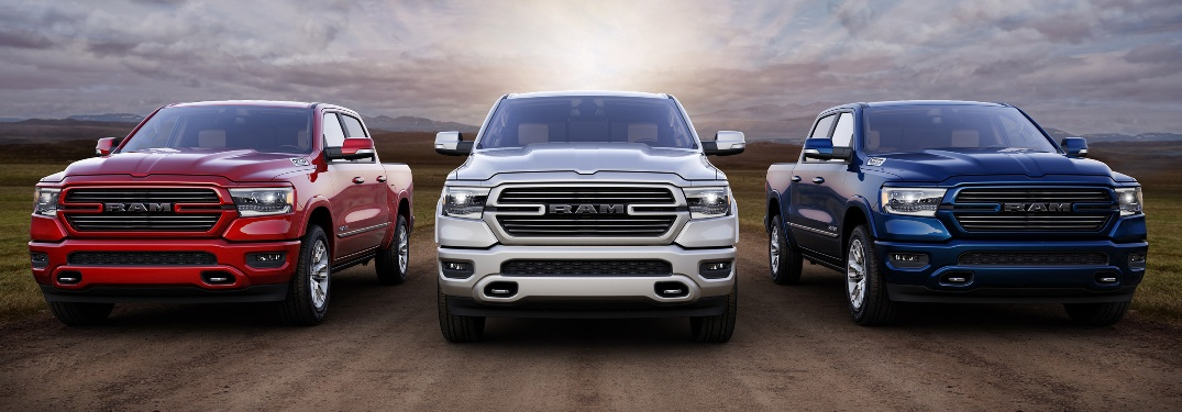 RAM introduces a more luxurious 1500 trim level!