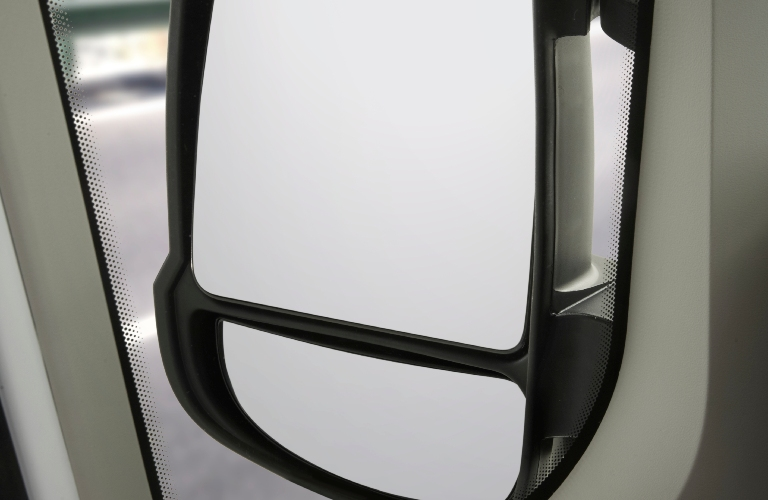 2021 PAM ProMaster with Blind Spot Monitoring on side mirror