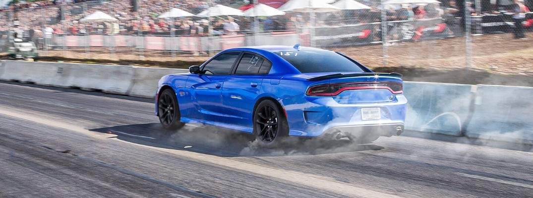 What are the Color Options for the 2020 Dodge Charger?