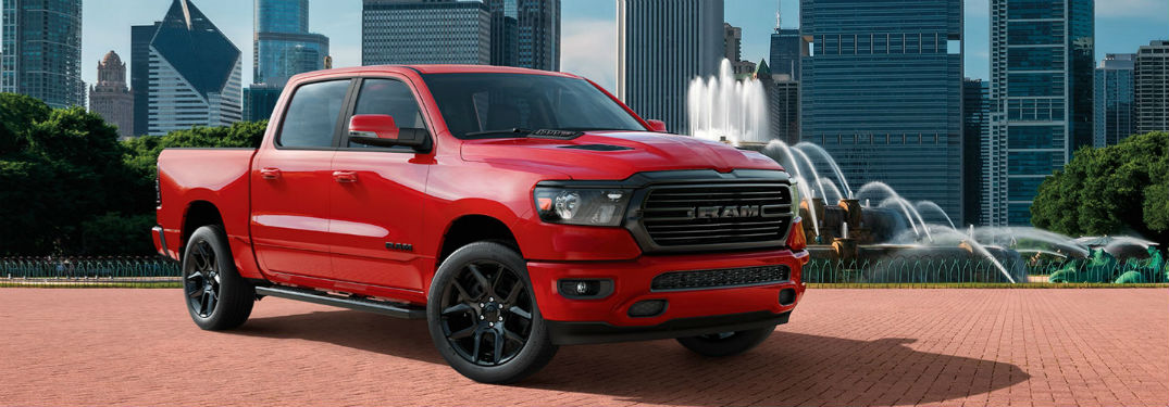 What is the 2020 Ram 1500 Multifunction Tailgate?