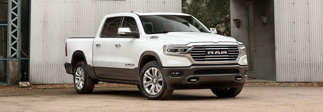 What Are the Exterior Color Options of the 2020 Ram 1500?