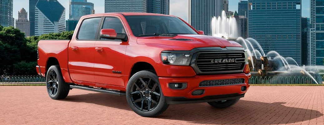 Let's Explore the Features of the 2020 Ram 1500 Models
