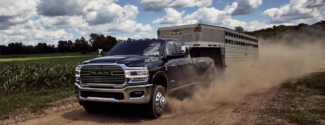 Enjoy Additional and Fun Photos of the Ram Trucks