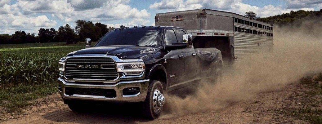 Enhance Your Driving Experience with the 2020 Ram 3500 Convenience Features