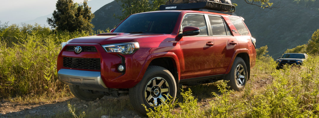 Toyota 4Runner Towing Capacity >> 2019 Toyota 4runner Engine Specs Performance Features And