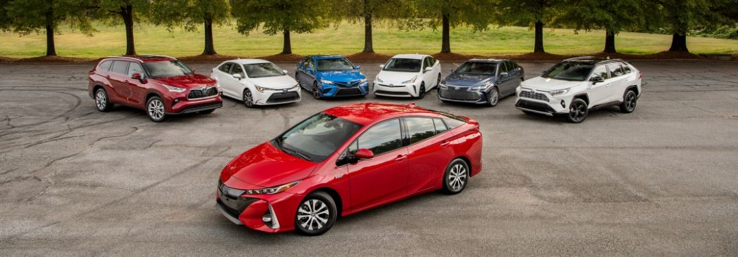 Which 2020 Toyota Models are Hybrid?