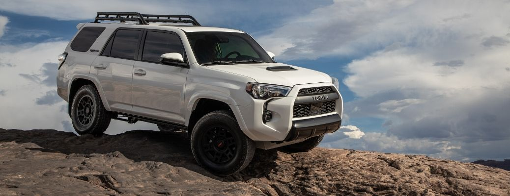 What Toyota Safety Sense™ features are on 2020 4Runner?