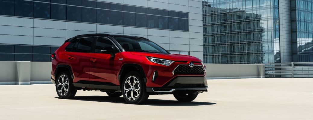 Check out the starting price for the all-new 2021 Toyota RAV4 Prime!