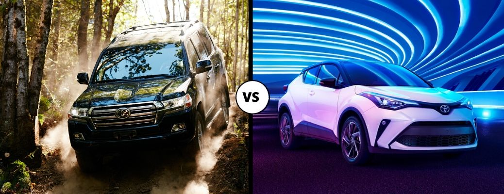 What is the difference between crossovers and SUVs?