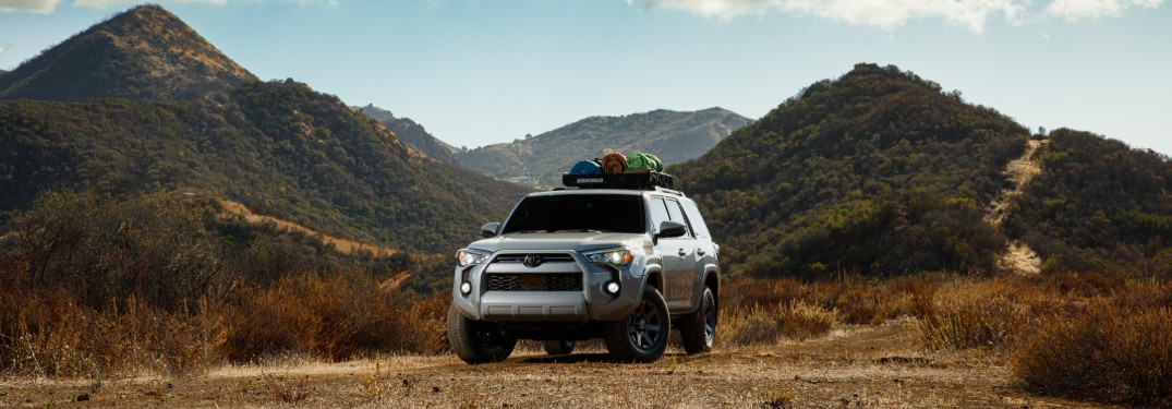Check out the Updates to the 4Runner for 2021