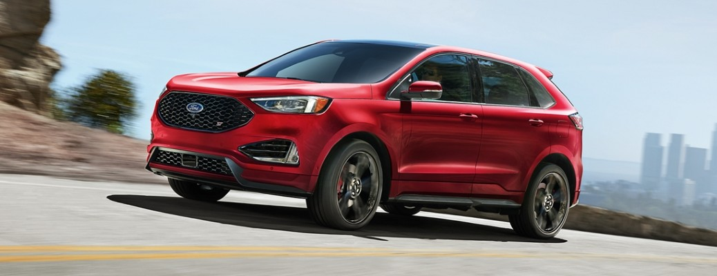 2020 Ford Edge Performance Specs and Features