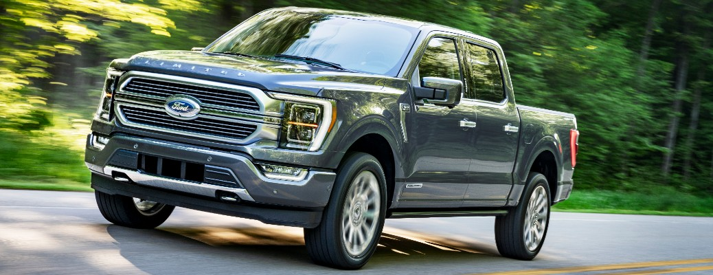 When will the 2021 Ford F-150 be released?