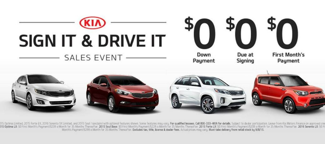 Labor Day sale Friendly Kia Spring Hill Clearwater Tampa New Port Richey FL