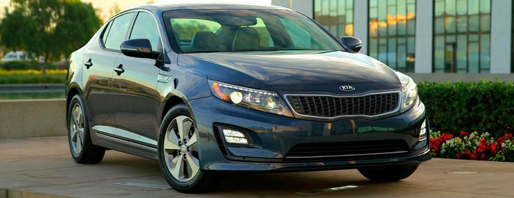 2015 Kia Optima Hybrid fuel economy savings New Port Richey Spring Hill Clearwater Tampa FL