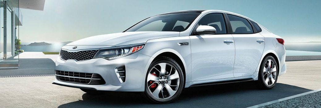 2016 Kia Optima commercial Christopher Walken Middle C Friendly Kia Tampa Clearwater Spring Hill FL