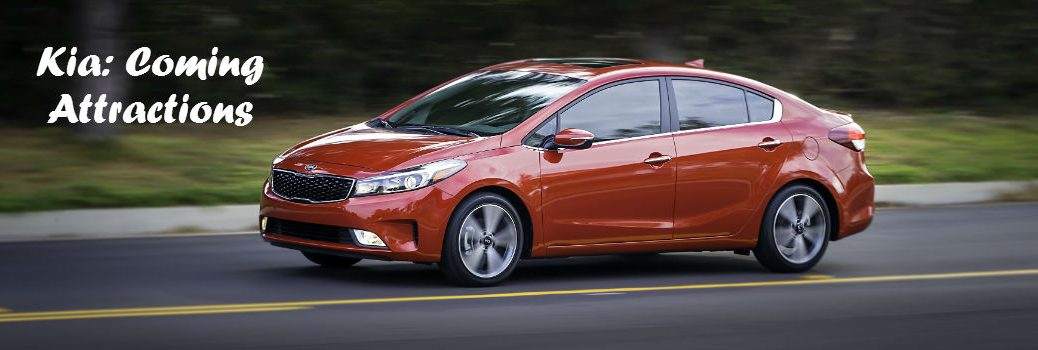 2017 Kia Forte compact release date features New Port Richey Tampa Spring Hill Clearwater Trinity FL