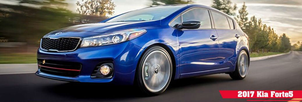 2017 Kia Forte5 release date and specs hatchback fuel economy Friendly Kia Tampa Clearwater New Port Richey FL