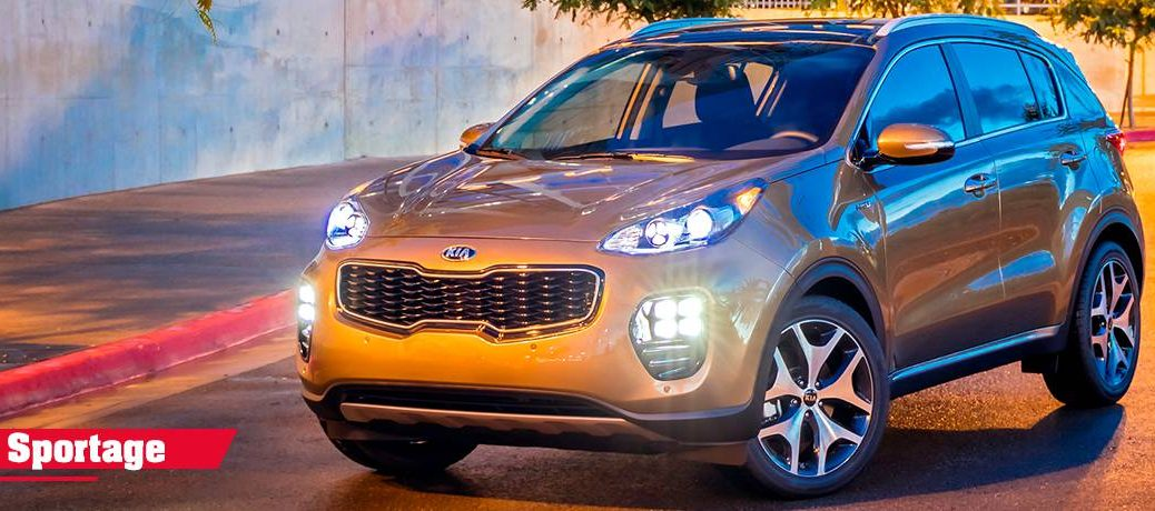 2017 Kia Sportage release pricing availability small SUV towing expanded cargo room and interior room Friendly Kia of New Port Richey Tampa Clearwater St. Petersburg Spring Hill Trinity FL