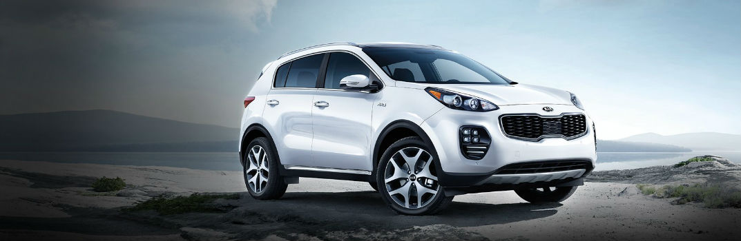 Defeat Villains with the New Kia Sportage!