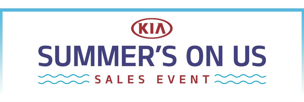 Summer Memorial Day Kia specials 2016 Sorento deal Summer's On Us Tampa Clearwater FL