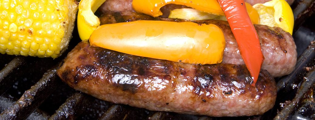 Tailgating top foods pork hot dogs Tampa Bay Buccaneers
