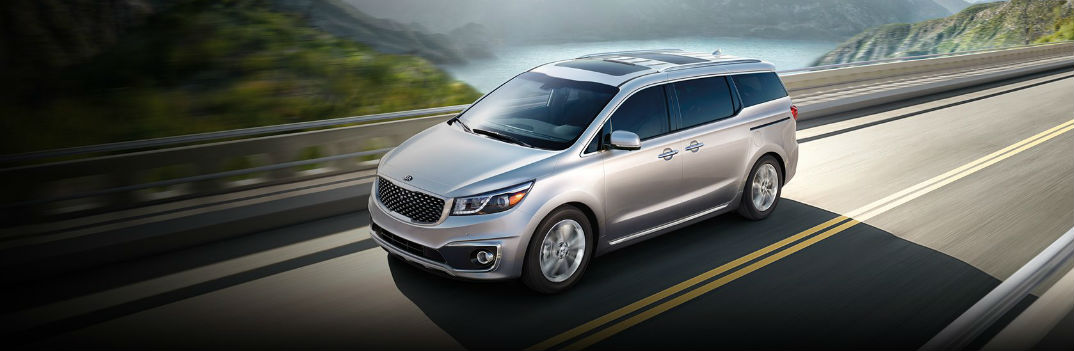 2017 Kia Sedona Tips Availability with IIHS Top Safety Pick