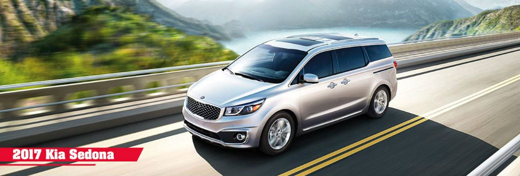 2017 Kia Sedona minivan New Port Richey color options exterior interior