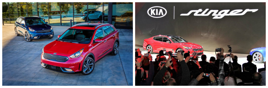 What is Kia Bringing to the 2017 Chicago Auto Show?