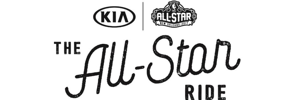 Kia All-Star Ride Uber at NBA All-Star Game New Orleans 2017