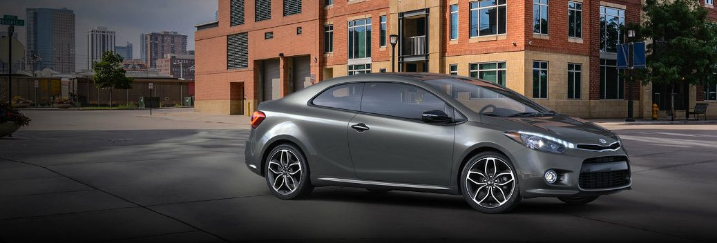 Kia Forte Koup sport compact US release for 2017 details