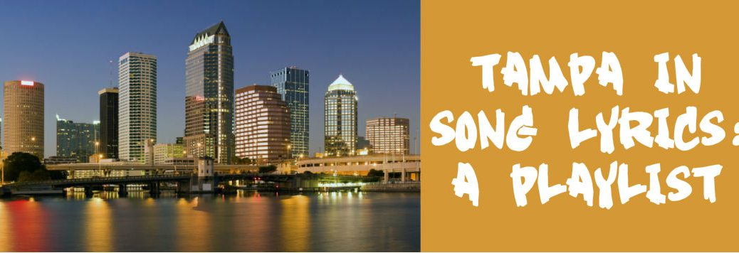 Songs which mention Tampa Bay in the lyrics Hold Steady Aaron Carter Owl City