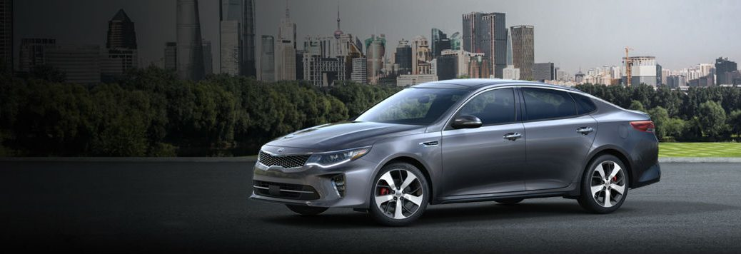 2018 Kia Optima Exterior Paint Color Options and Interior Fabric Choices