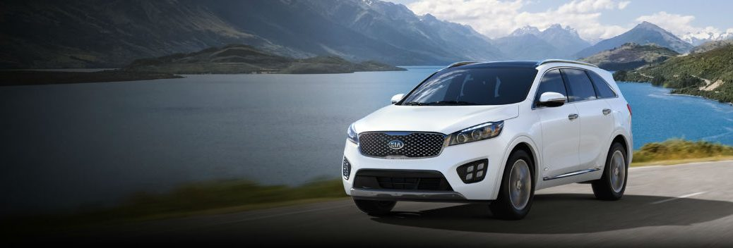 2018 Kia Sorento SUV IIHS Top Safety Pick details and available safety features