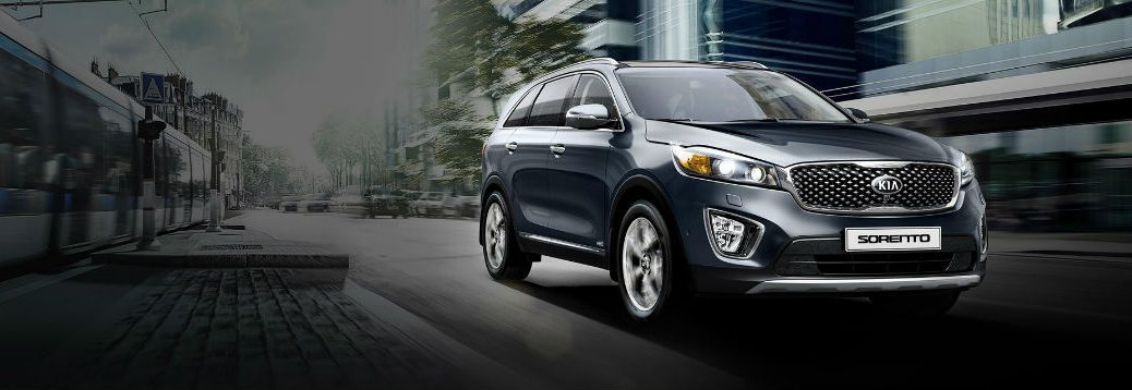 """Kia Sorento """"Rubber Duckies"""" commercial with Surround View Monitor in SX Limited trim"""