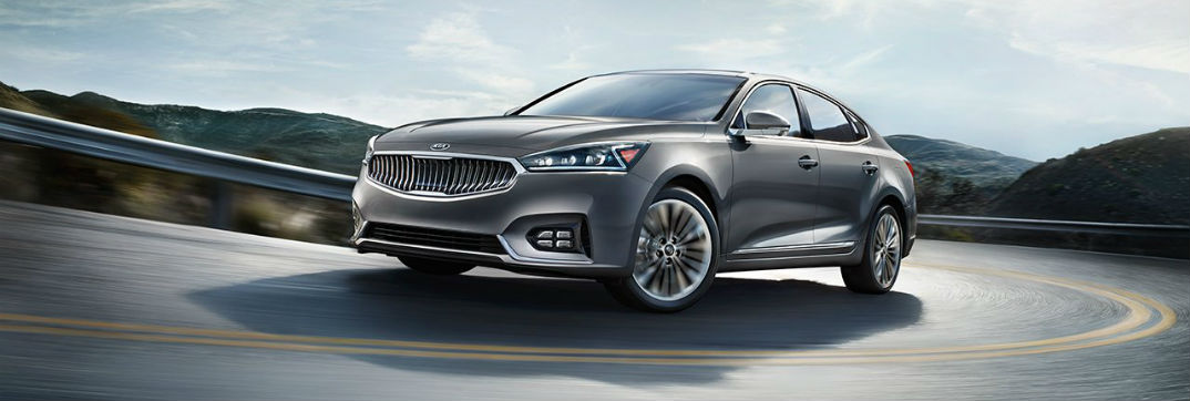 New Ad Shows off the Kia Cadenza's Design, Power and Element of Surprise