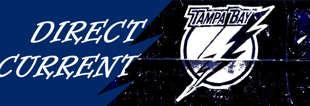 Direct Current Tampa Bay Lightning News Header Image